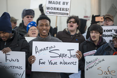 Webinar on Work, Rights, and Risks at Amazon